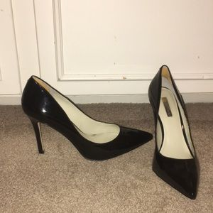 BCBGeneration Black Stiletto Pumps
